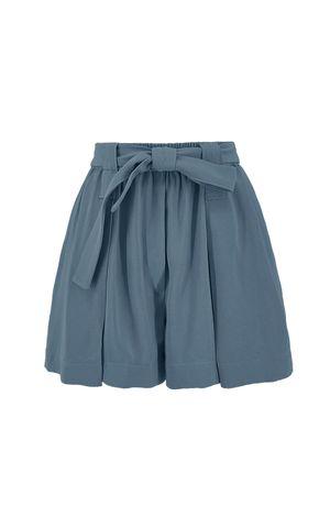 Shorts Nalini - Cinza Cromo