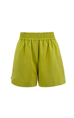 Shorts Gabrielle - Verde Pistache