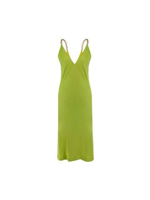 Vestido Louise - Verde Pistache