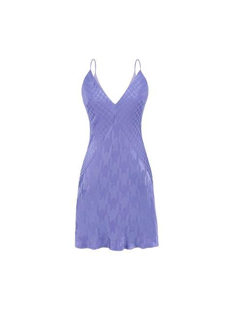 Vestido Malu - Roxo Lavanda