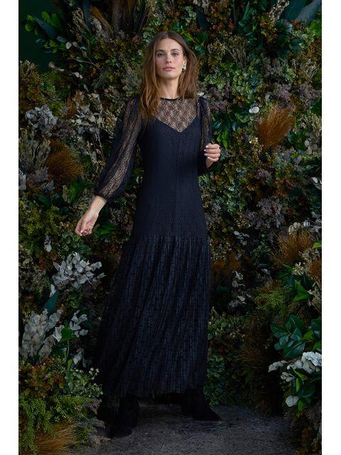 Vestido Lane - Preto