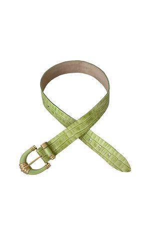 Cinto Katia - Verde Pistache