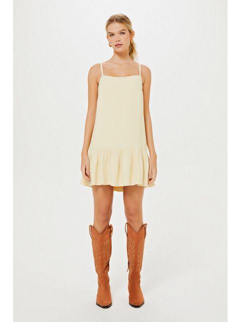 Vestido Gigi - Bege Cream