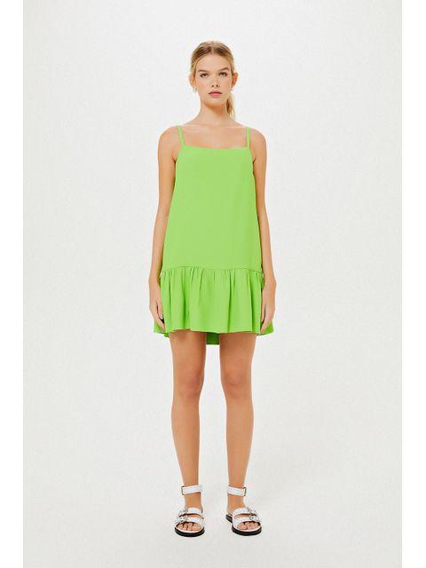 Vestido Gigi - Verde Paradise