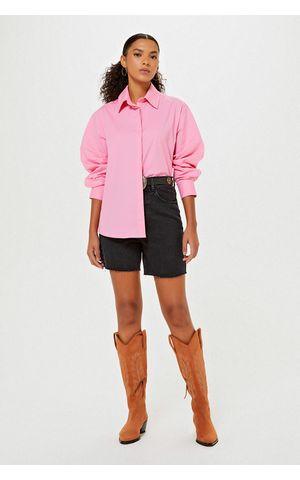Bermuda Jeans Leona - Jeans Black
