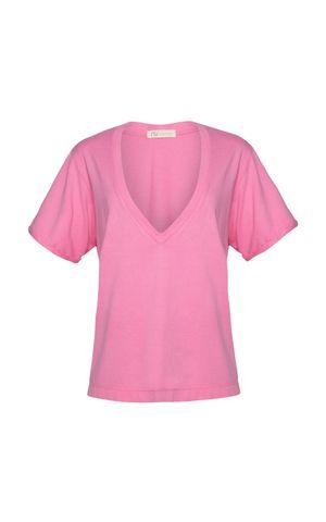 T-Shirt Johanna - Rosa Gum