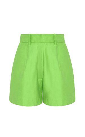Shorts Raiana - Verde Paradise