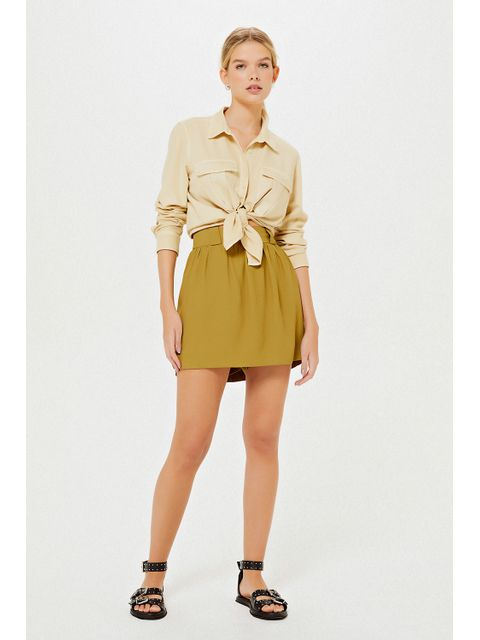 Shorts Saia Mia - Verde Army