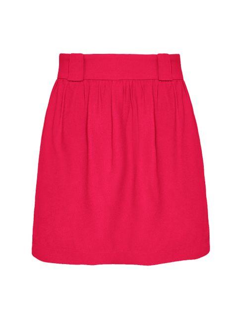 Shorts Saia Mia - Vermelho Berry