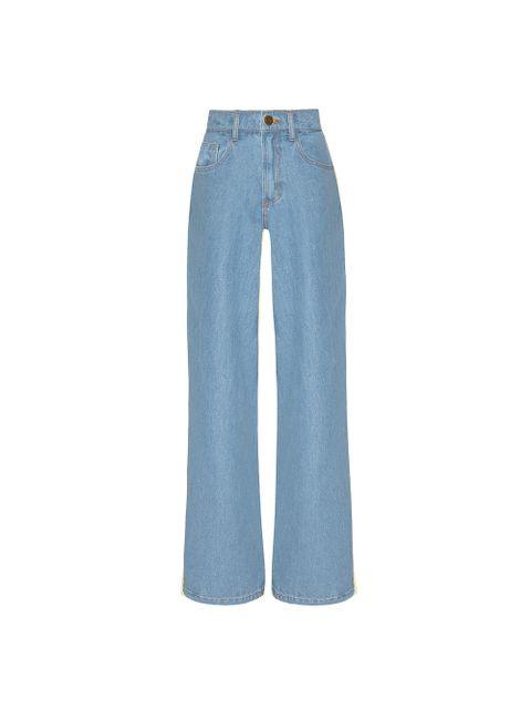 Calça Jeans Matilda - Jeans Claro