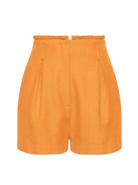 Shorts Paula - Laranja Spritz