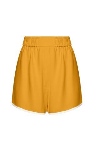 Shorts Sabrina - Amarelo Dijon