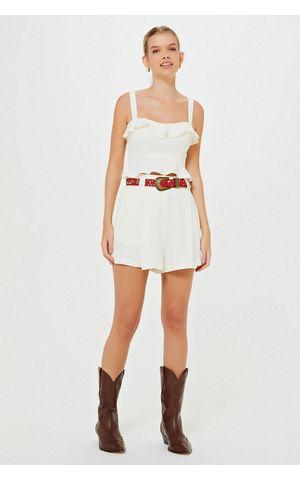 Shorts Beth - Off White