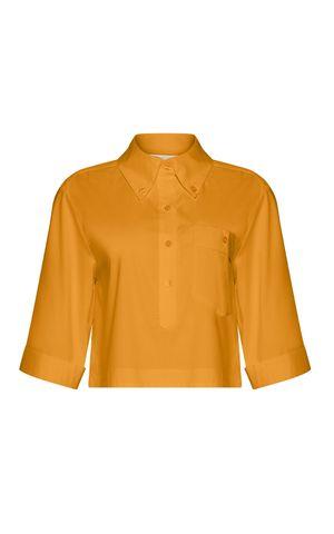 Camisa Francesca - Amarelo Dijon