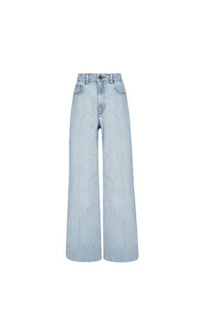 Calça Jeans Janaina - Jeans Delave