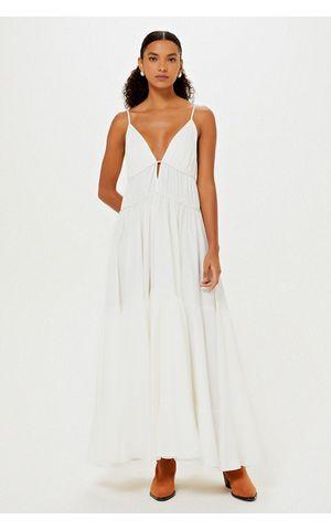 Vestido Abi - Off White