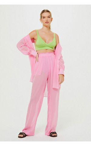 Calça Thais - Rosa Gum