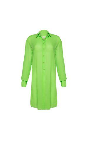 Camisa Monica - Verde Paradise