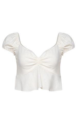 Blusa Lauren - Off White