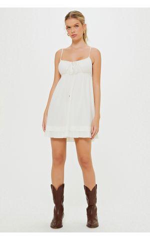 Vestido Leka - Off White