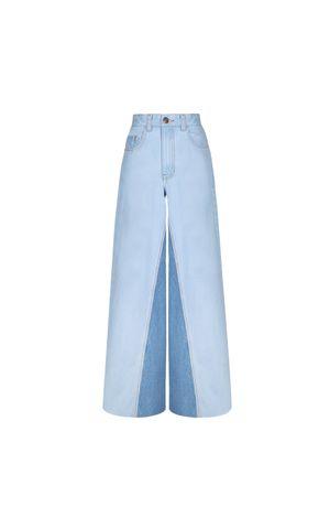 Calça Jeans Veronica - Jeans Delave